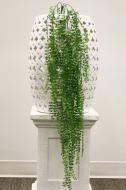 BG10364GR Weeping Fern Bush x 3 Green 39""