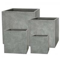 IP10075-78CM Square Planter 4 Size Set