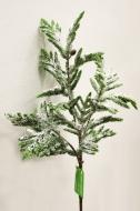 XM12140GRSN Norfolk Pine Spray w/ Snow Green 32.5""