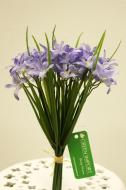 PA10118BL Hyacinth Bundle 10 Stems Blue 12""