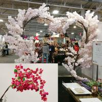 TR10382BY Bougainvillea Heart Shaped Tree x 27 BY 8'