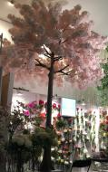 TR10131LP Cherry Blossom Tree 36 Branches Light Pink 12'