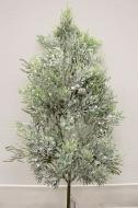 XM11430GRFR Glitter Frost Cypress Spray 26.5""