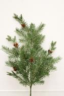 XM11732GR Pine Pinecone Spray x 25 29""