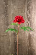 FL11222RD Japanese Tree Peony Spray Red 26""